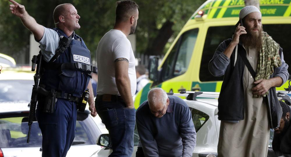 ニュージーランドテロ事件