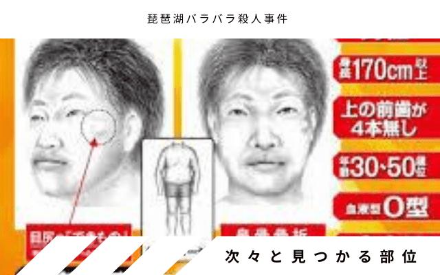 琵琶湖バラバラ殺人事件の被害者