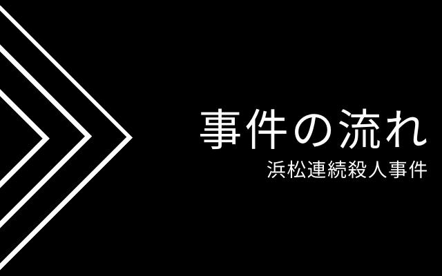 浜松連続殺人事件の流れ